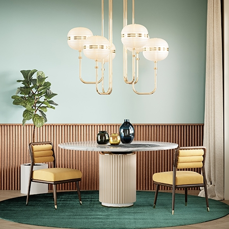 Get The Look: Modern Dining Rooms