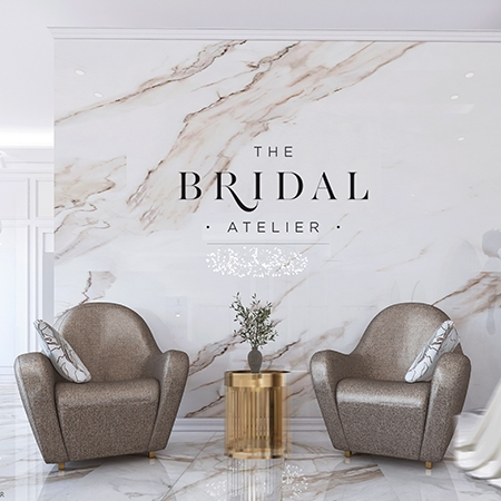 Lina Hattar Creates A Luxury Bridal Store In Texas