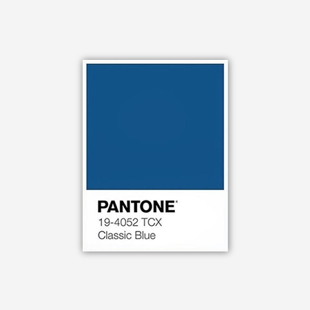 CLASSIC BLUE: THE NEW INTERIOR DESIGN TREND