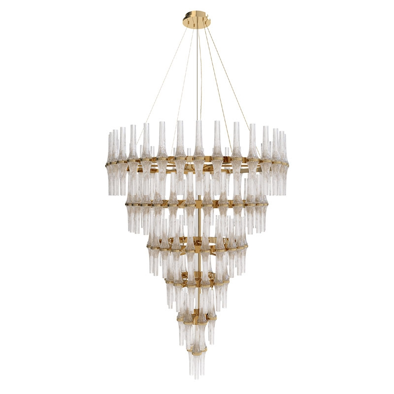 SIRIUS Chandelier Front